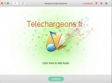 Macsome iTunes Converter for Mac 1.6.0 capture d'écran