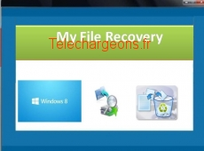 My File Recovery 4.0.0.32 capture d'écran