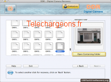 Mac Digital Camera Data Recovery 5.4.1.2 capture d'écran