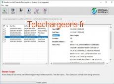 Live Mail Calendar Recovery to TXT 2.0 capture d'écran