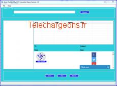 Atom TechSoft OST To PST Converter 1.0 capture d'écran
