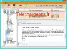 EDB to PST Free Converter 3.5 capture d'écran