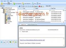 Download PST to Office 365 Migration 17.2 capture d'écran