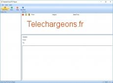 Outlook PST Repair 7.10 capture d'écran